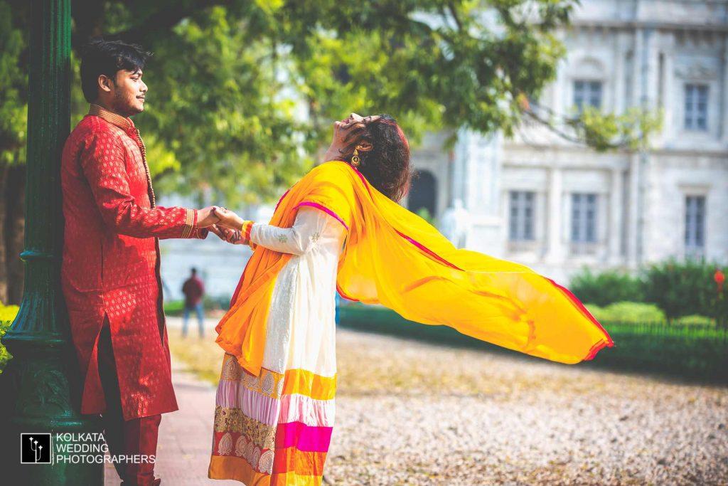 Pre Wedding shoot Photographer in Kolkata
