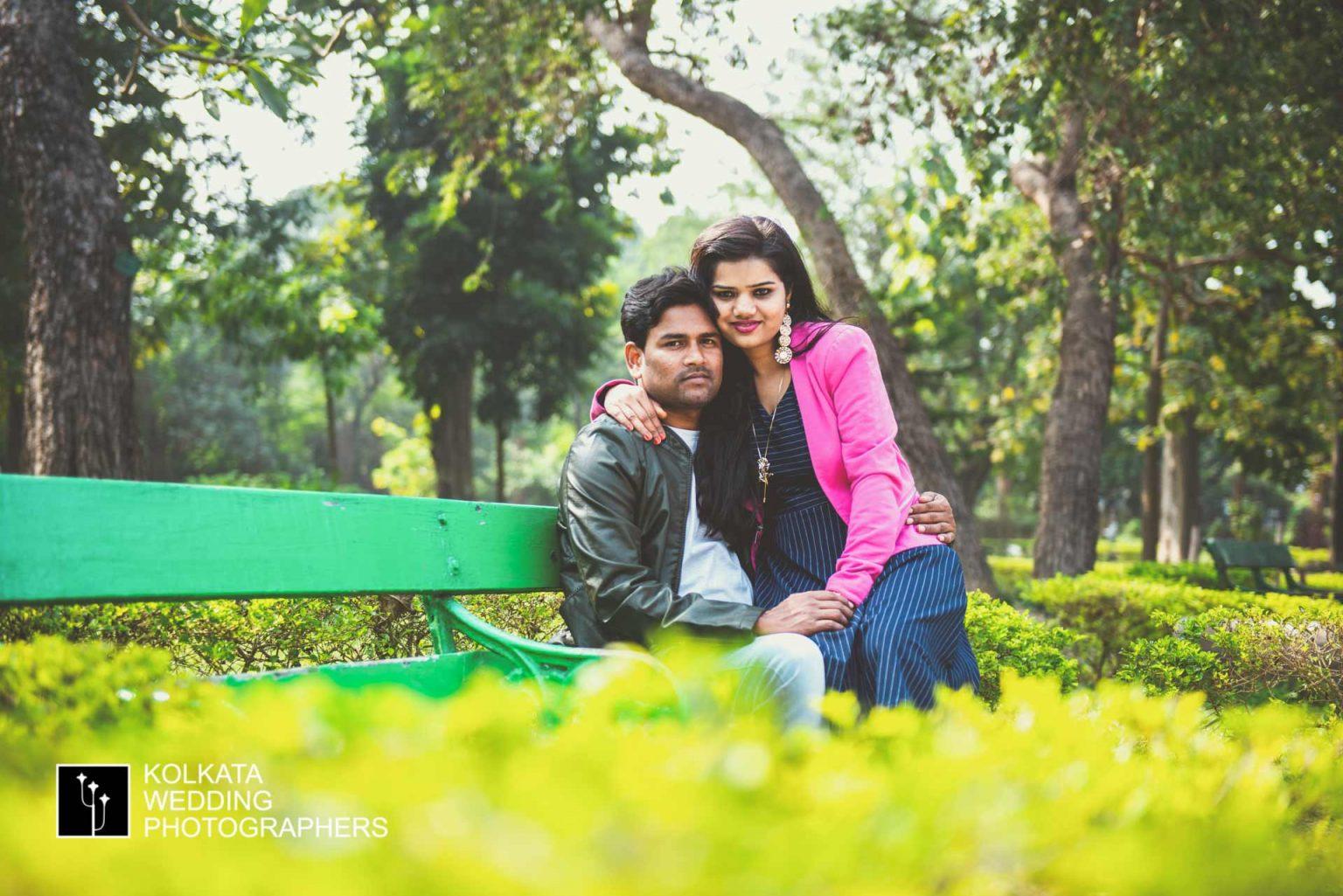 Pre Wedding Photography in Kolkata