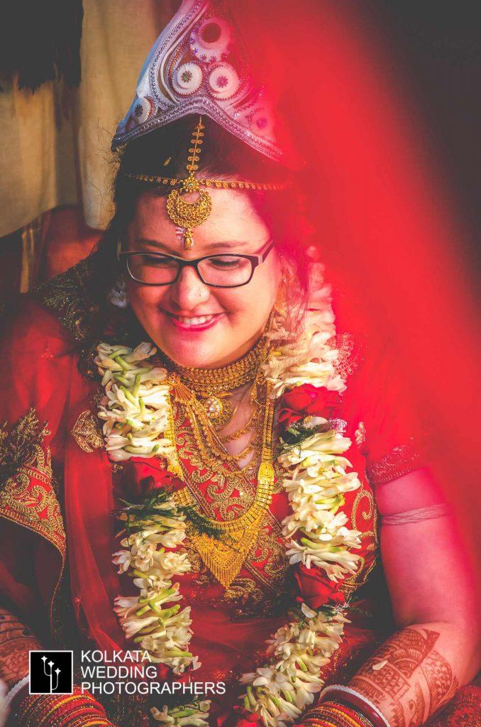 bridal photographer in kolkata